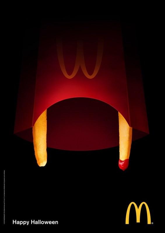McDonald's - Happy Halloween