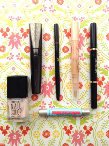 fall favorites 2014- beauty favs