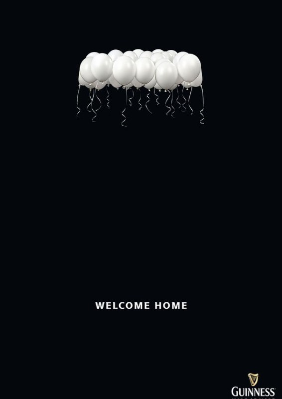 Guinness - Welcome Home