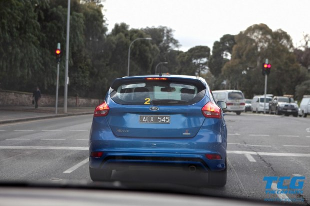2015 Ford Focus Drive (6)