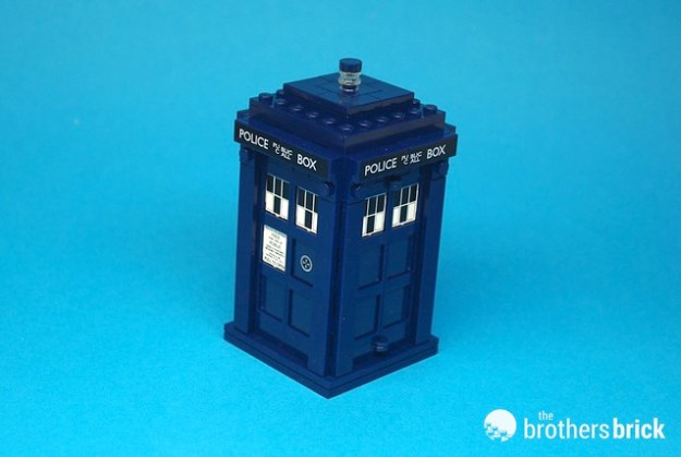 LEGO Doctor Who set (8)