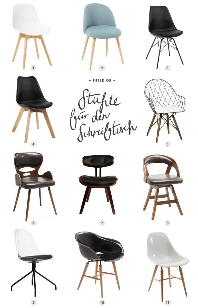 ein neuer stuhl f r den schreibtisch. Black Bedroom Furniture Sets. Home Design Ideas