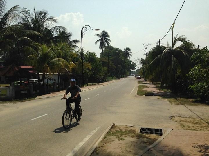 Cherating Main Street