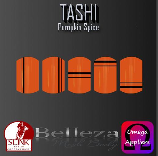TASHI Pumpkin Spice