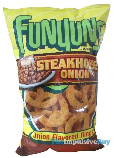 Funyuns Steakhouse Onion