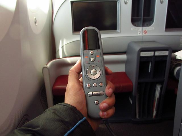 Premium Business de LAN - Vuelo LAN842