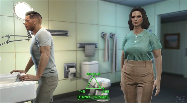 Sincere Girl Wallpaper Fallout 4 All Character Creation Build Options One