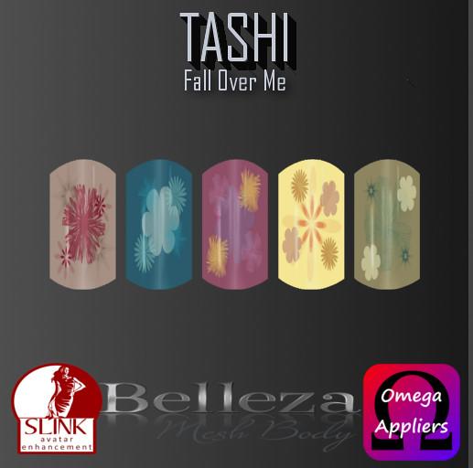 TASHI Fall Over Me