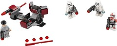 75134 Galactic Empire Battle Pack 2
