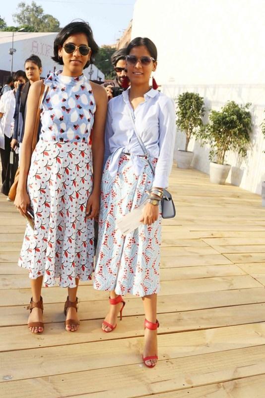City Style – The Message of the Dresses, India Fashion Week, Okhla
