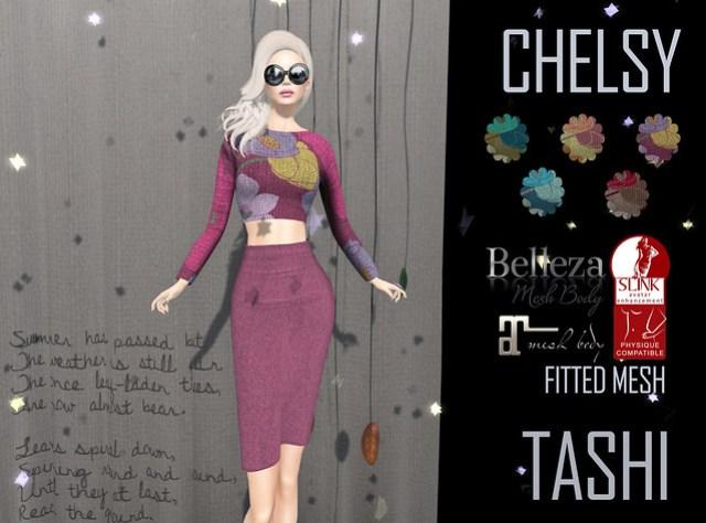 TASHI Chelsy