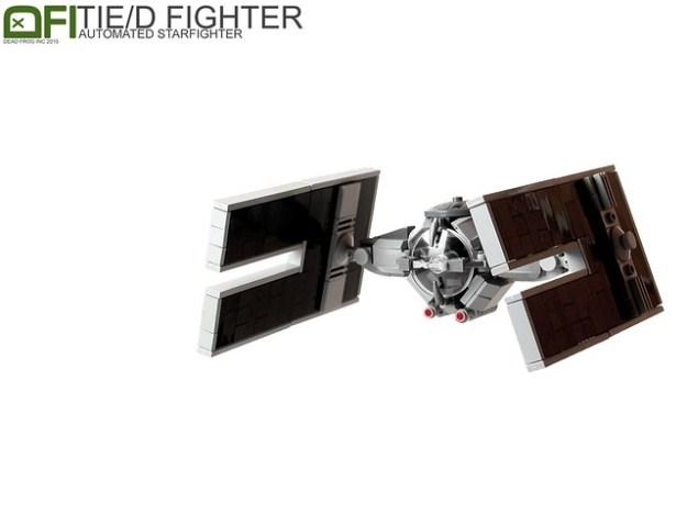 Tie/D Fighter