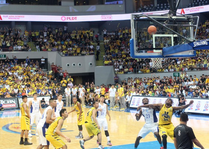 Ateneo vs UST  basketball game