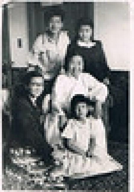 Francis Ree Family