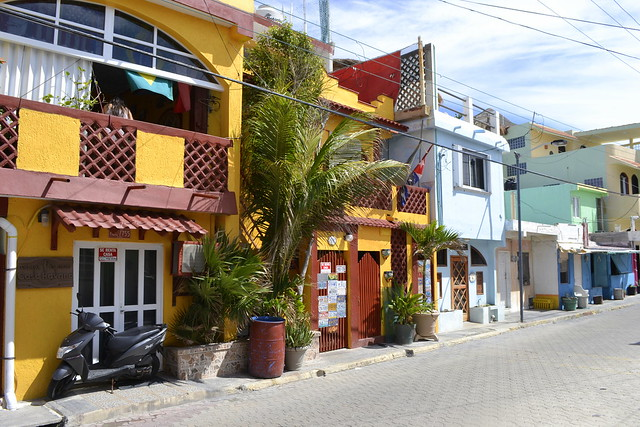 Cancun alternatives _ Isla Mujeres Houses