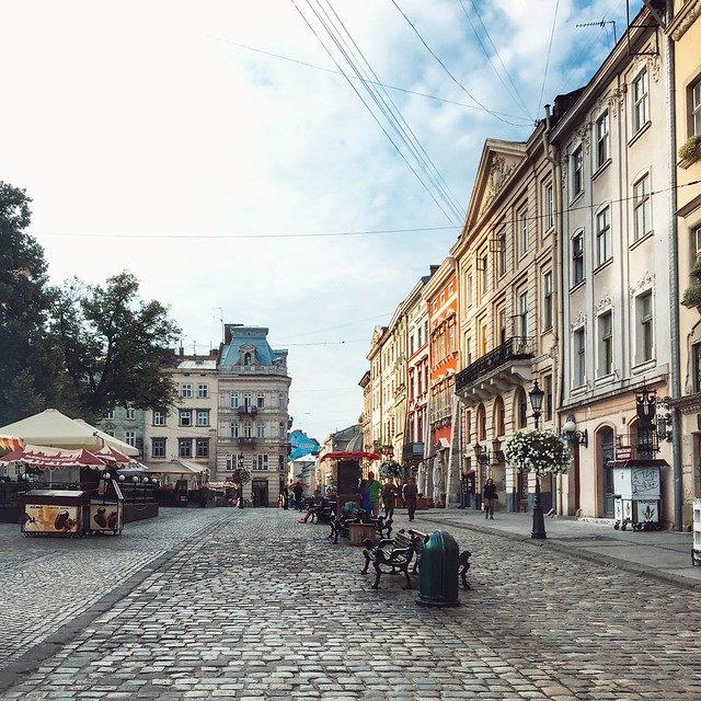 Alternative European City Breaks _ Lviv