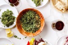 Osteria Savio Volpe - Kale Salad 1