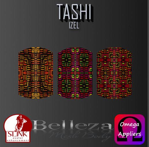 TASHI IZEL