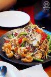 Mixed Papaya Salad $11.90. Home Thai, Sydney: Sydney Food Blog Review