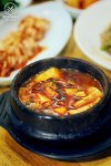 Sydney Food Blog Review of BCD Tofu House, Epping: Tofu Hotpot