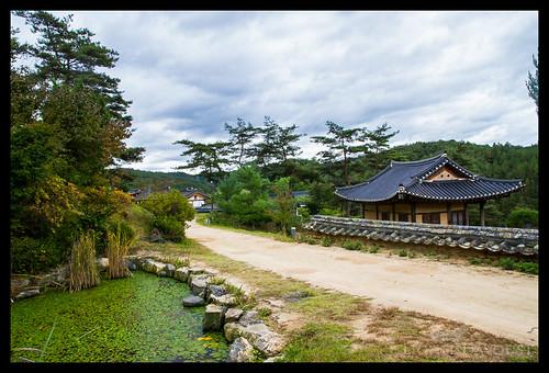Korean traditional village