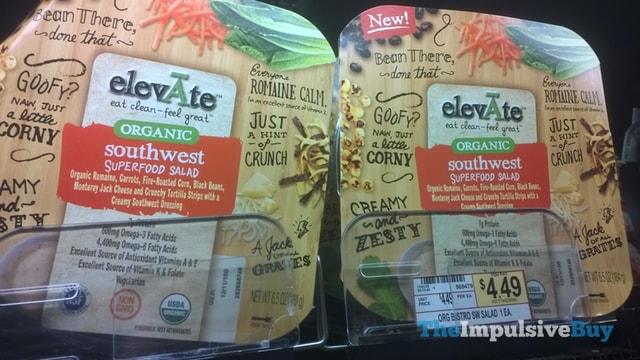 elevAte Organic Southwest Superfood Salad