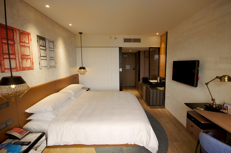 Hotel Jen Tanglin Club Room