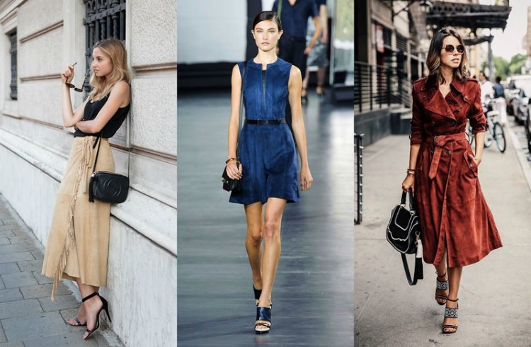 fall 2015 trend- suede