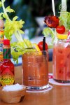 Sydney Food Blog Review of Bloody Mary's, Darlinghurst: Classic Bloody Mary, $14