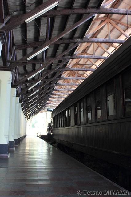 Estación Central,Asunción 20151217