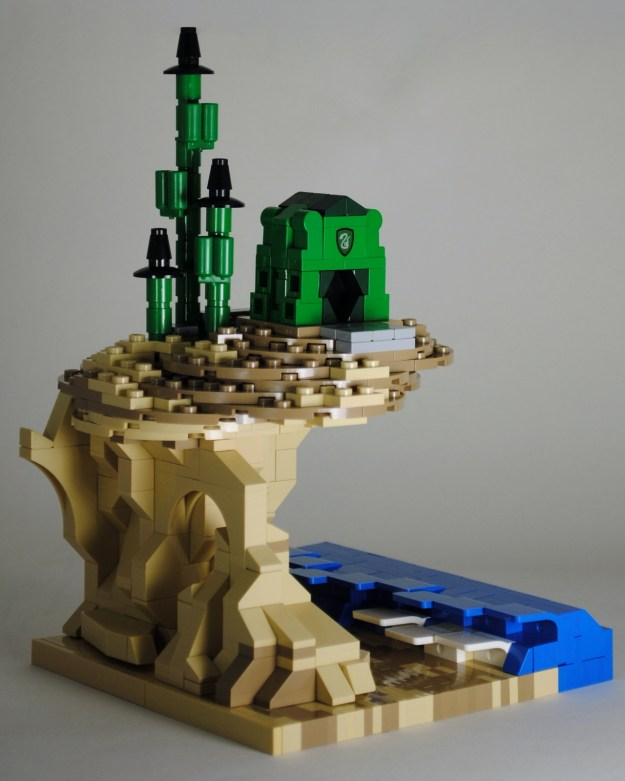 CCC XIII: House built upon sand