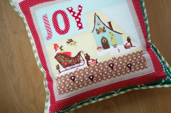 Christmas Joy pillow