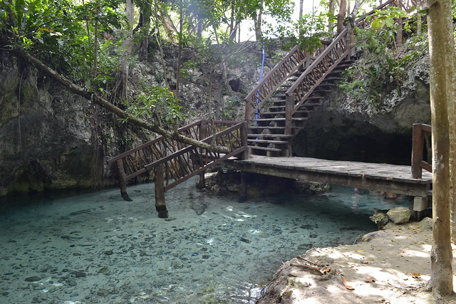 Cancun alternatives _ Tulum cenote