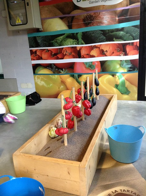 What to see in Rome with children: the vegetable patch in Explora children museum