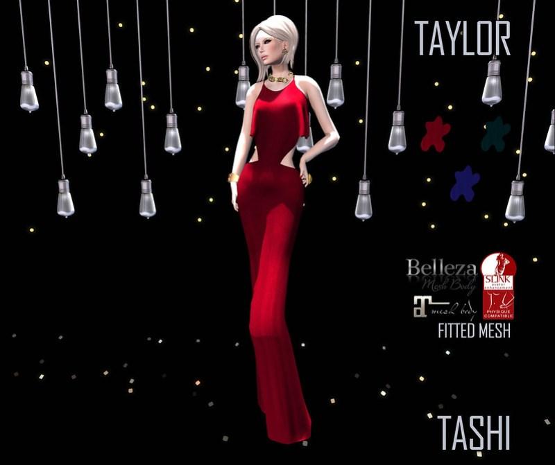 TASHI Taylor AD