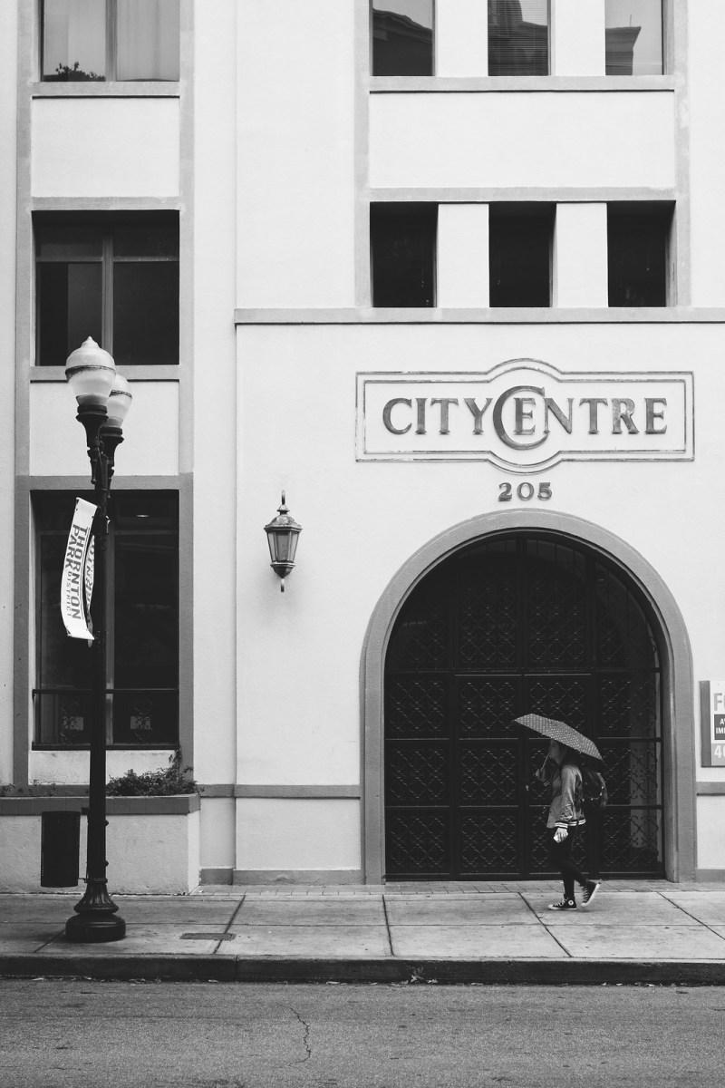City Centre Umbrella