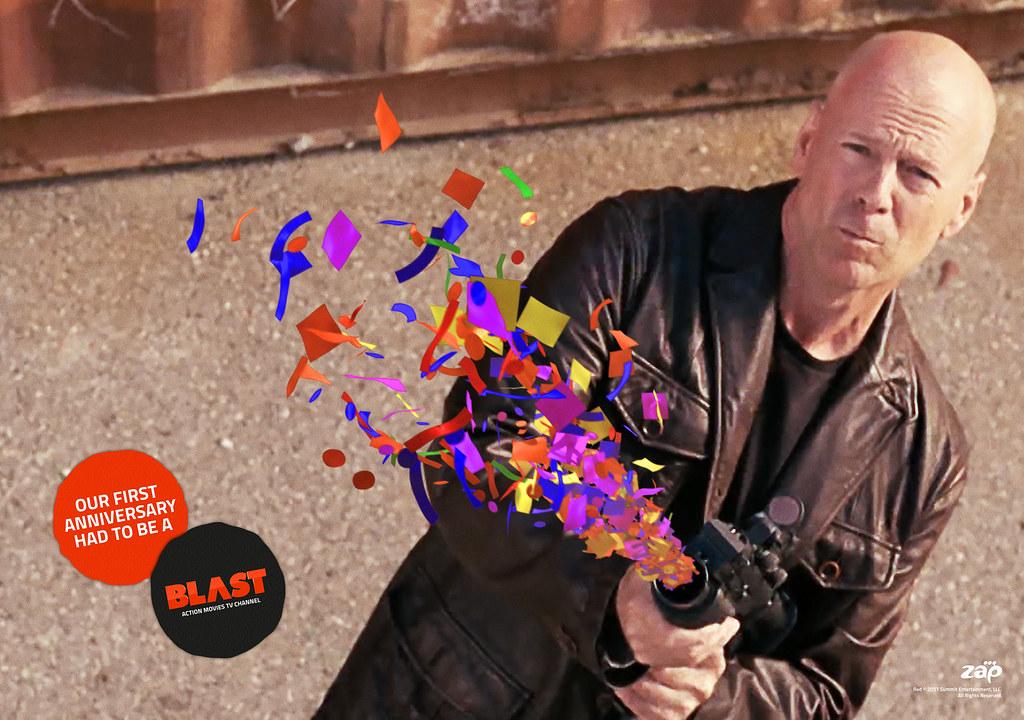 Blast Tv Channel - Anniversary Willis