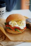 Smoked Salmon Benedict, Soul Origin, Rhodes: Sydney Food Blog Review