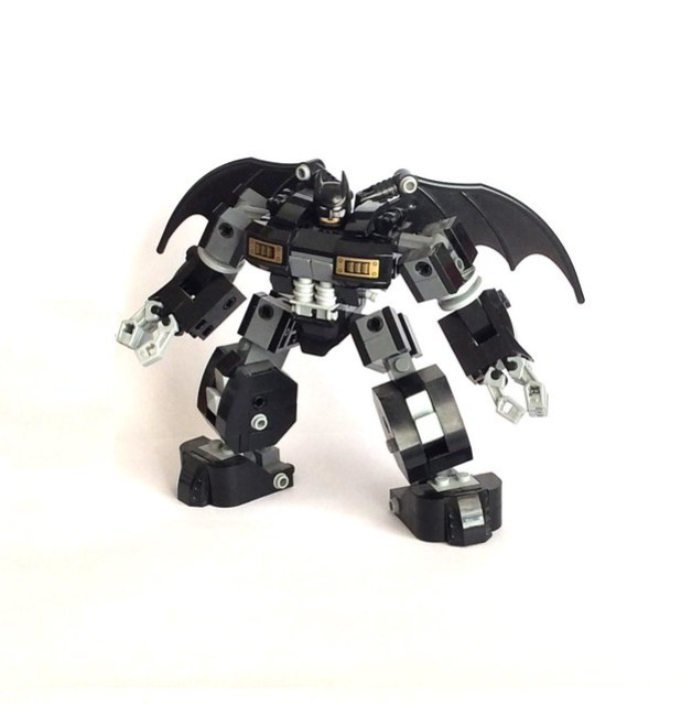 BATMAN'S TITAN SUIT