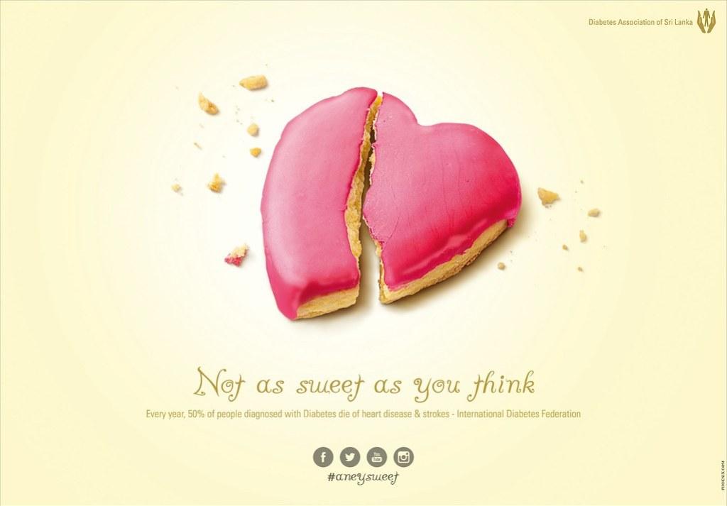 Diabetes Association of Sri Lanka - Not as sweet 1