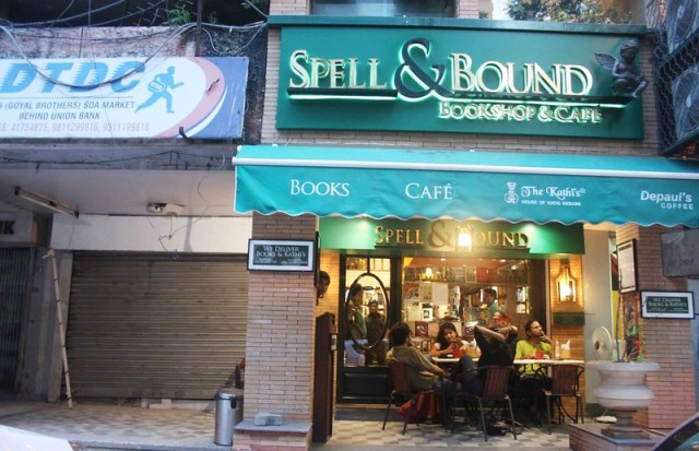 Death Notice – Spell & Bound Bookshop is Closing, SDA Market