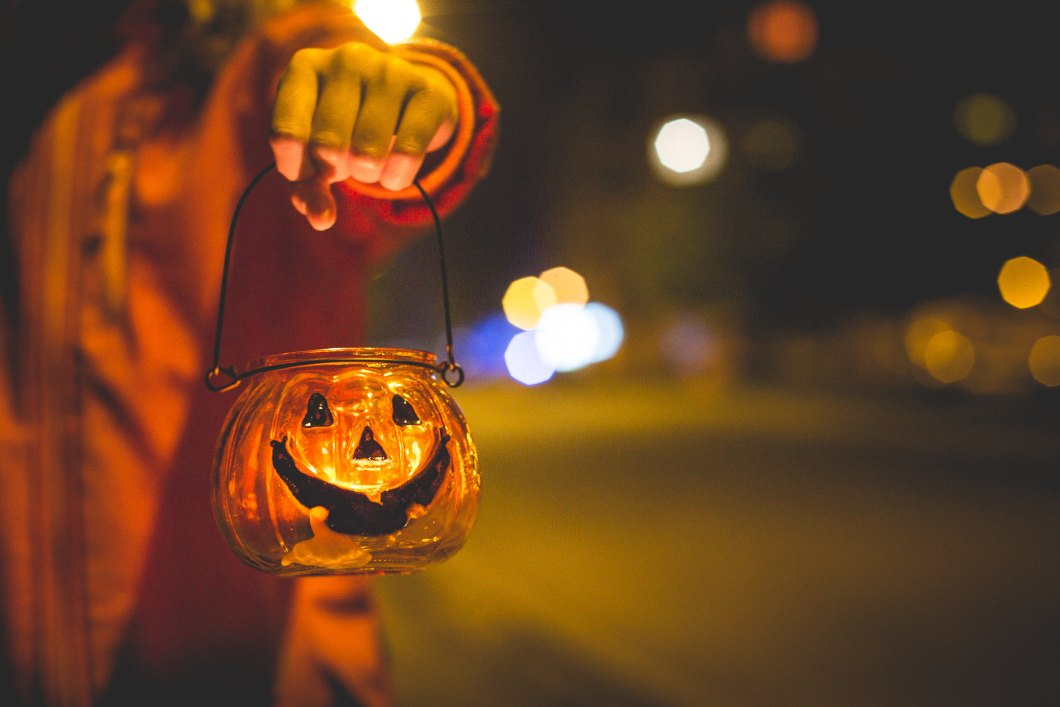 Imagen gratis de una calabaza de Halloween