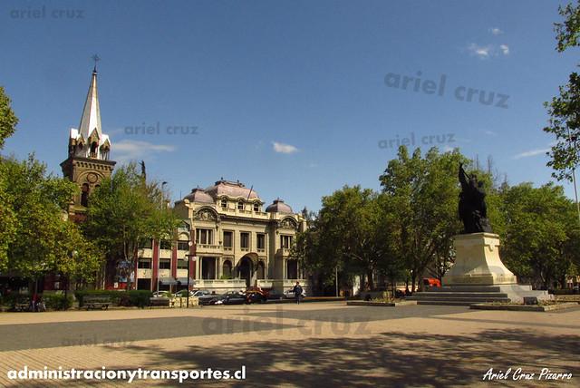 Metro Los Héroes - Santiago, Chile