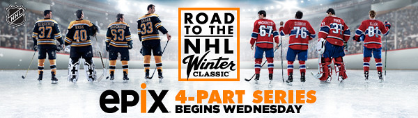 Epix Road to the NHL