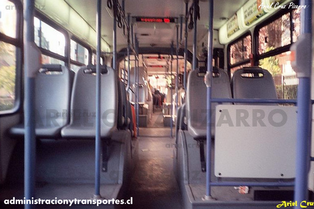 Transantiago - Inversiones Alsacia - Busscar Urbanuss / Volvo