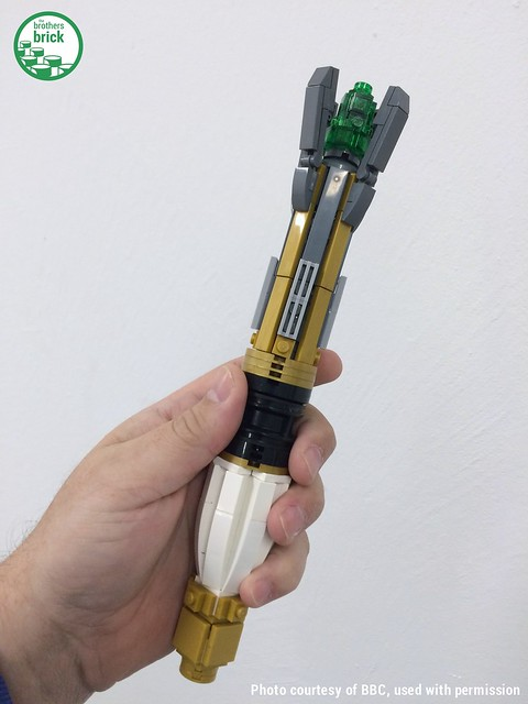LEGO Doctor Who Sonic Screwdriver
