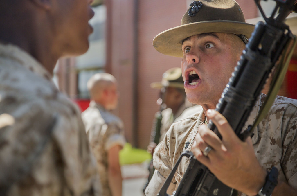 Weapons Inspection Drill Instructor Sgt Jonathan B Reeve\u2026 Flickr