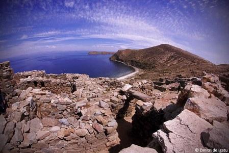 ruinas pré inca do titicaca