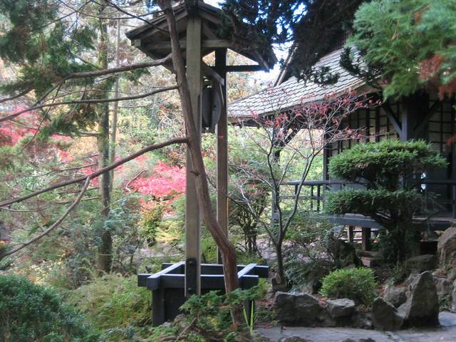 japanese gardens building