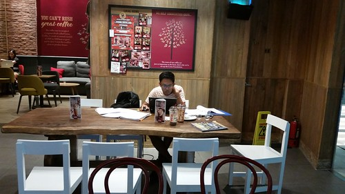 Costa Coffee BGC